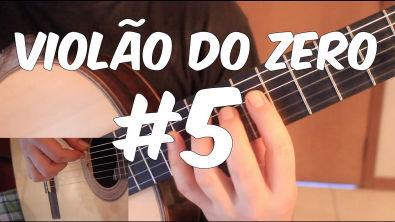 Como Organizar os Estudos Musicais??? Violão do Zero #5 com Fabio Lima