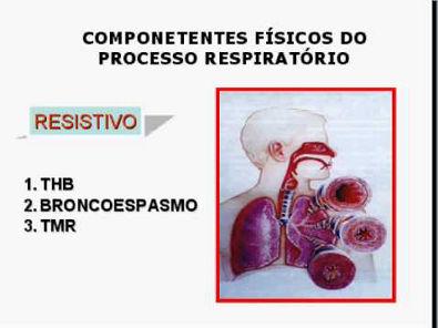 biofísica da respiração e fisioterapia respiratória