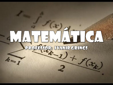 Matemática Financeira - Juros Simples - Profº Ivanir Grings - ATUAL CONCURSOS