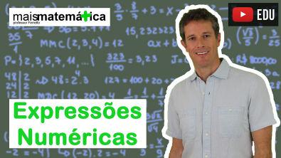 Matemática Básica - Aula 5 - Expressões numéricas