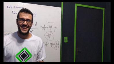 ITA (2017) Considere a reta r: y = 2x Seja A (3, 3) o vértice de um quadrado