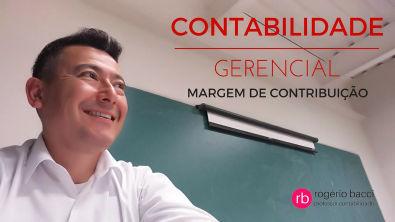 Contabilidade Gerencial - Margem de Contribuição
