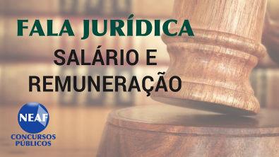 Fala Jurídica Salário e Remuneração