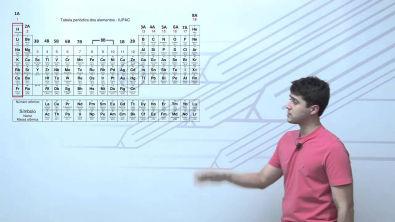 Tabela periódica - Aulas ENEM