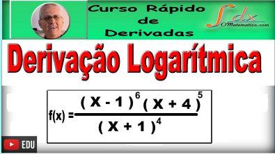 GRINGS - Derivação Logarítmica