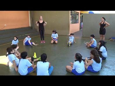 Aula Prática 1 Educação Física Adaptada Eloise Werle