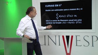 Cálculo III - Aula 11 - Integral de linha (parte 1)