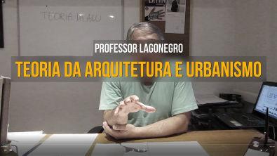 Video aula Teoria da Arquitetura e Urbanismo