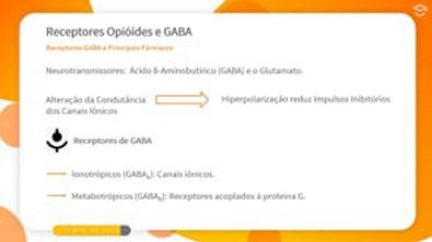 Direto ao Ponto: Receptores GABA e Principais Fármacos