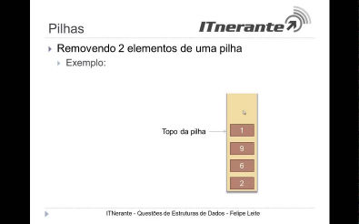 Estrutura de Dados em Exercicios - Aula Piloto - Prof Felipe Felite