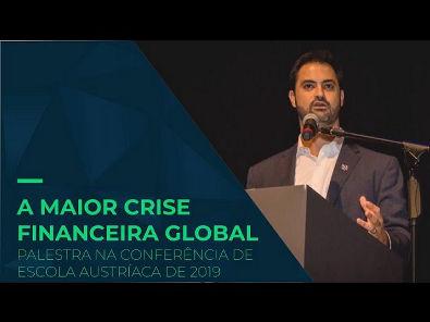 A maior crise financeira global está por vir
