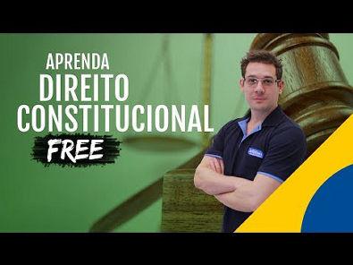 Aula de Direito Constitucional - Prof Thállius Moraes - AlfaCon Concursos Públicos