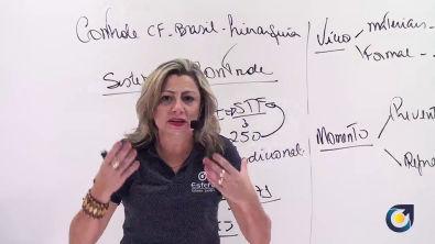 Dicas OAB - Controle de Constitucionalidade - Profª Ana Claudia Sant´anna