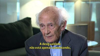 A fluidez do 'mundo líquido' do Zygmunt Bauman