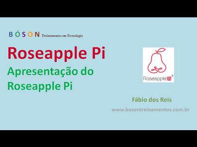 Roseapple Pi - Apresentação e especificações de hardware