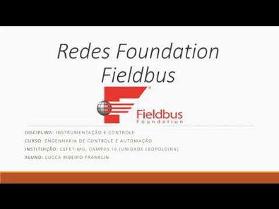 Redes Foundation Fieldbus