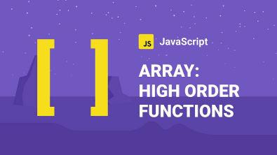 Array: Higher Order Functions | Mayk Brito