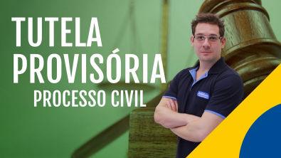 Processo Civil - Tutela Provisória - Thállius Moraes - AlfaCon Concursos Públicos