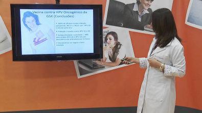 Vídeo | Palestra - Câncer do Colo do Uterino: Prevenção e Tratamento