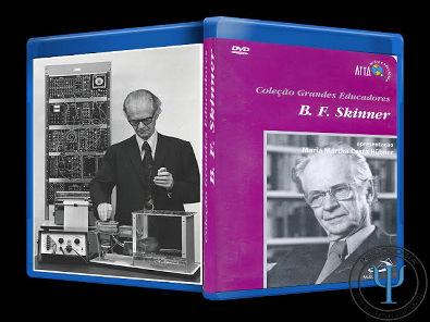 Skinner - Coleção Grandes Educadores - (Completo)