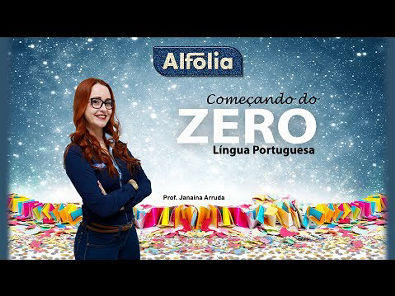 Aula de Português para Concursos - Prof Janaina | Começando do Zero - AO VIVO - Alfolia 2019