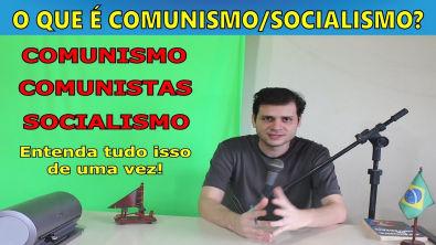 Comunismo, comunistas e socialismo - Explicação clara!