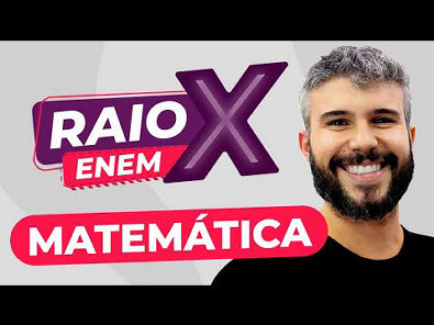 Raio X Enem: Os 5 temas mais cobrados de Matemática | Prof Diego Viug