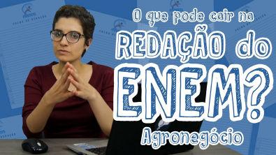 Temas para redação do ENEM - Os impactos do agronegócio no Brasil