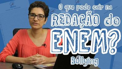 Temas para redação do ENEM - Bullying na sociedade brasileira