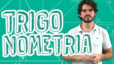 MATEMÁTICA - TRIGONOMETRIA NO TRIÂNGULO RETÂNGULO