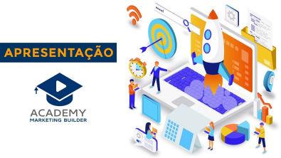 Academy Marketing Builder - melhor empresa de marketing digital do Brasil