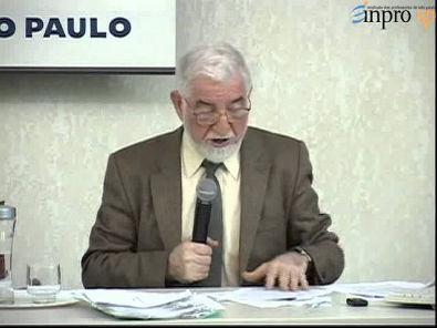 José Carlos Libâneo no SINPRO-SP