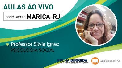 Psicologia Social para concurso Maricá-RJ