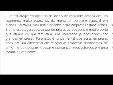 Estrategia empresarial - prova Unopar- 2019 #prova8 #parte2