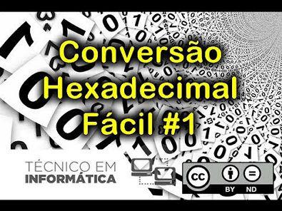  Jeito fácil e Rápido !!! Converta de Hexadecimal para Binário para Decimal #3