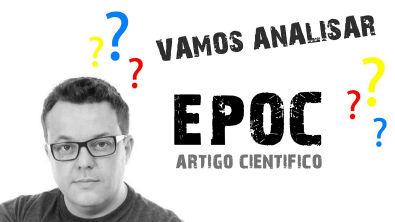 Análise Crítica de Artigo Científico - EPOC