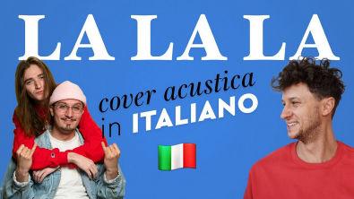 LALALA in ITALIANO bbno$ & y2k cover