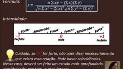 Correlação Linear - Aula 2 - Coeficiente de Correlação - Copia