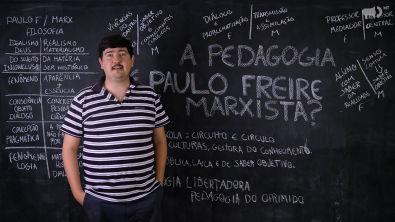 A pedagogia de Paulo Freire é Marxista? - Quem foi Paulo Freire
