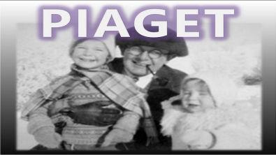 #1 Educação: Grandes nomes da Pedagogia - JEAN PIAGET