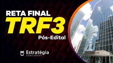 Curso Reta Final TRF3: Aula de Direito Processual Penal