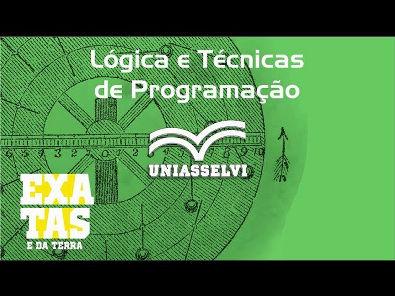Lógica e Técnicas de Programação - AUTOATIVIDADES 1 - 1