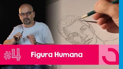 Como Desenhar Figura Humana - Aprenda a Desenhar #4