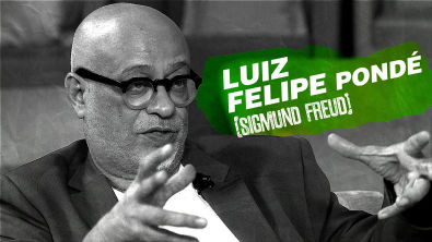 QUEM SOMOS NÓS?   Sigmund Freud por Luiz Felipe Pondé