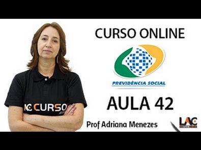 Aula 42/45 - Direito Previdenciário - Salário de Contribuição - INSS 2016
