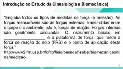 cinesiologia