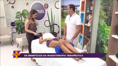 Saiba a diferença entre massoterapia relaxante e terapêutica