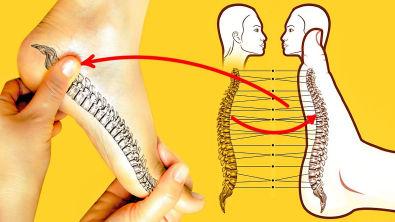 Massagem nos Pés: 10 Maneiras de Tratar Todos os Problemas de Saúde