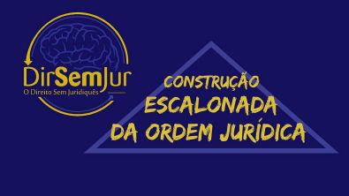 "Construção escalonada da ordem jurídica A ""pirâmide normativa"" de Kelsen"