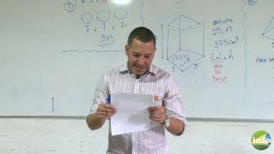 Resolução de Matemática I - Banca Objetiva